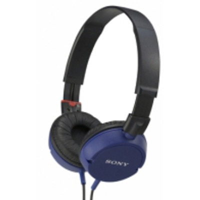 Sony MDR-ZX100/LCE Sound Monitoring On-the-ear Headphone