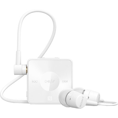 Sony SBH20 In Ear Wireless Headset (White)