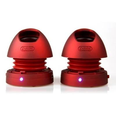 X-mini MAX V1.1 Capsule Speaker (Red)