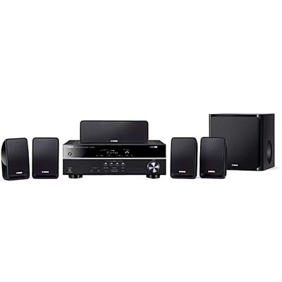 Yamaha YHT-196 Blu Ray Home Theatre System (5.1 Channel)
