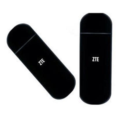 ZTE MF 667 21.6 Mbps Data Card (Black)