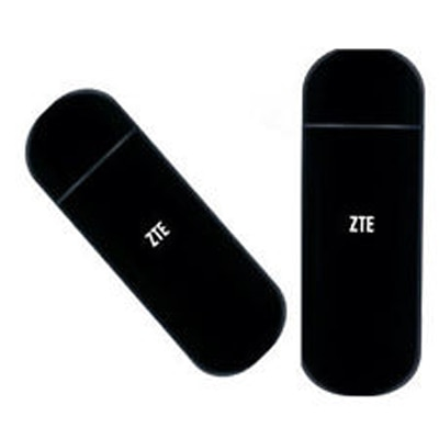 ZTE MF 667 21.6 Mbps Data Card (Black)