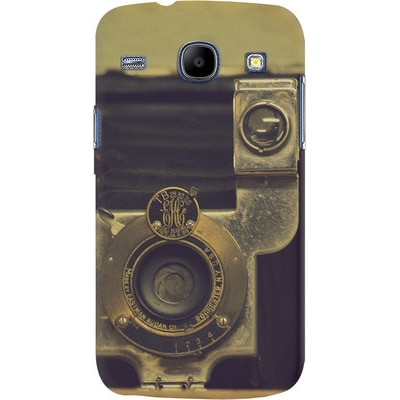 DailyObjects Back Cover For Samsung Galaxy Core (Multi Color)