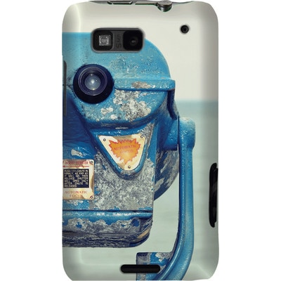 DailyObjects Back Cover For Motorola Defy (Multi Color)