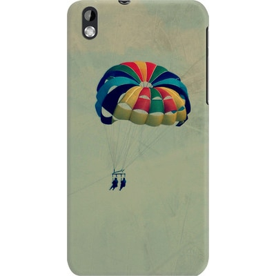 DailyObjects Back Cover For HTC Desire 816 (Multi Color)