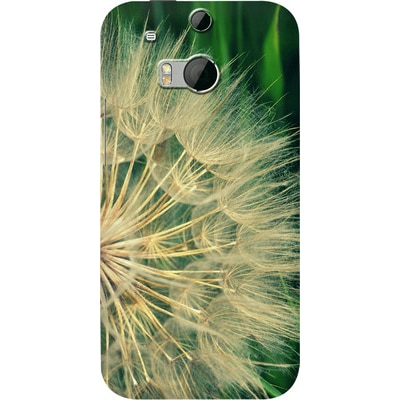 DailyObjects Back Cover For HTC One M8 (Multi Color)