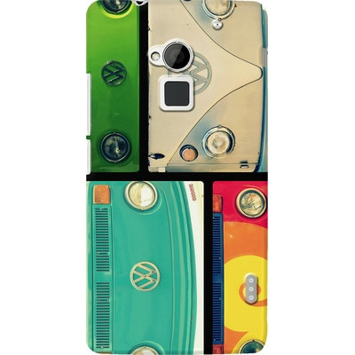 DailyObjects Back Cover For HTC One Max (Multi Color)