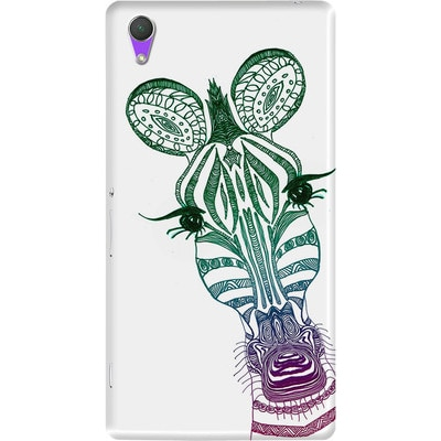 DailyObjects Back Cover For Sony Xperia Z2 (Multi Color) - 5308688