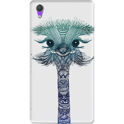 DailyObjects Back Cover For Sony Xperia Z2 (Multi Color)