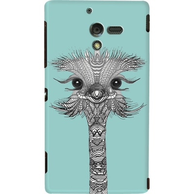 DailyObjects Back Cover For Sony Xperia ZL (Multi Color)