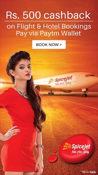 Get Rs.500 Cashback @Spicejet