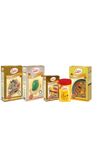 CATCH SPICES Swaad South Ka -400 Gram