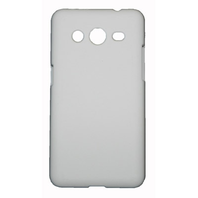 FCS Back Cover For Samsung Core 2 (White)