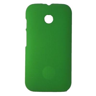 FCS Back Cover For Motorola Moto E (Green)