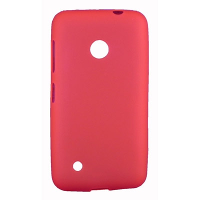 FCS Back Cover For Nokia Lumia 530 (Red)