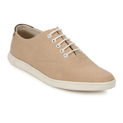 Knotty Derby Beige Casual Shoes
