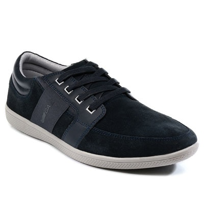 Gas Blue Casual Shoes