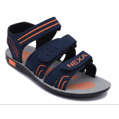 Nexa Blue Floater Sandals