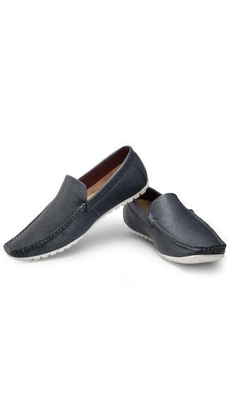 Provogue Light Blue Loafers (Size-8)