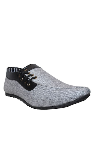 Sydney Shoes White Canvas Casual Shoes