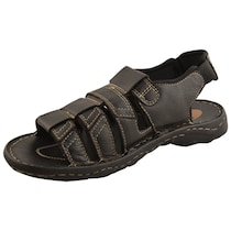 Walkers London Black Sandals