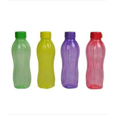 Tupperware Aquasafe Set Of 4 Water Bottles (500ML)