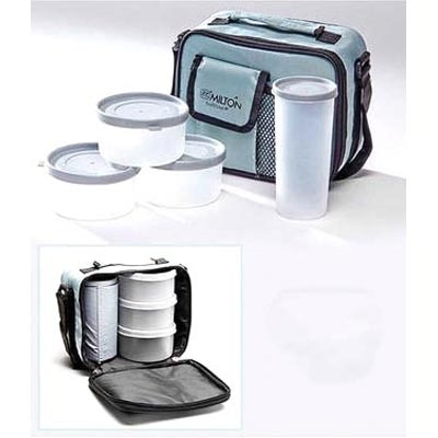 Milton Meal Combi Lunch Box Blue