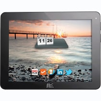 HCL ME G1 Tablet (White)