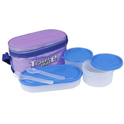 Milton Double Decker Lunch Box - 4425687