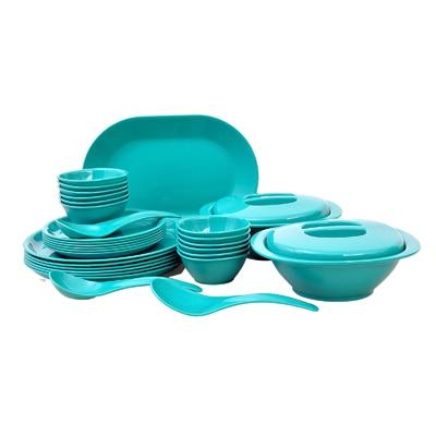 Incrizma 32 Pcs Round Dinner Set - 4830826