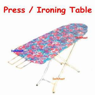 Gauba Press Table  Ironing Board  Model 18Inch available at Paytm for Rs.1399