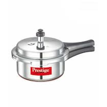 Prestige Popular Aluminium Pressure Cooker- 2 Litre