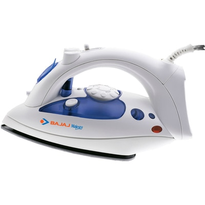 Bajaj MX 11 1200 W Dry Iron (White)