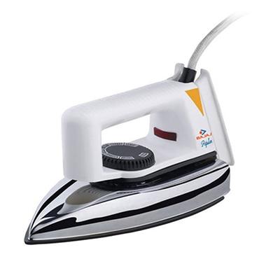 Bajaj Popular Plus 750 W Dry Iron (White)