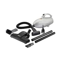 Eureka Forbes Easy Clean Plus Handy Vacuum Cleaner (Black & White)