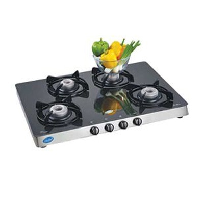 Glen Gl 1048 Gt Ai Glass Gas Cooktop