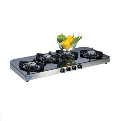 Glen Gl 1049 Gt Ai Glass Gas Cooktop