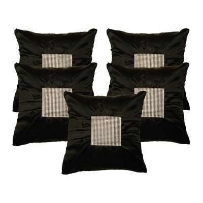 Home Shine Cushion Cover Centered Diamond - 19463360