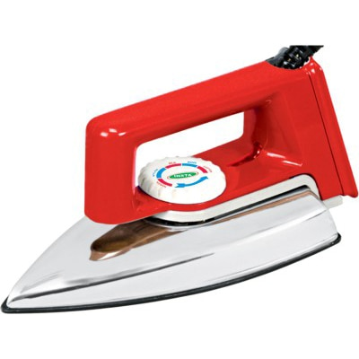 Insta Philip L/W 750 W Dry Iron (Red)