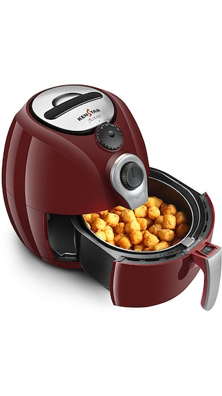 Kenstar Oxy OF-KOA15CJ3 3 L Air Fryer (Red)