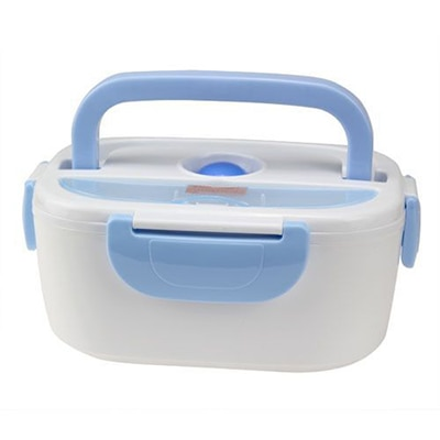 Maxxlite Portable Electric Heatable Lunch Box With Spoon