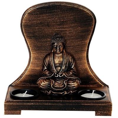 Orchard Buddha Figurine