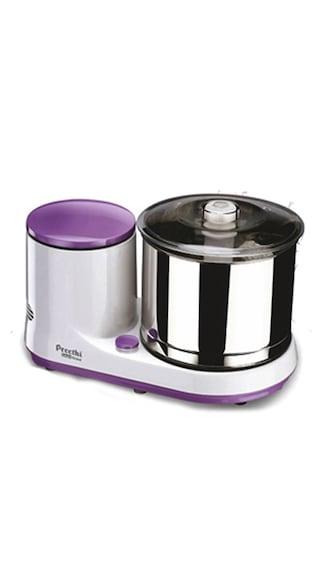 Preethi Smart Grind WG-907 150 W Wet Grinder (White & Lavender/1 Jar)