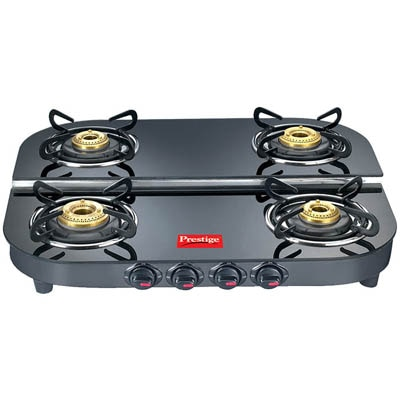 Prestige Stainless Steel Gas Stove Dgs 04