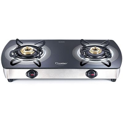 Prestige GTSM-02 2 Burner Gas Cooktop