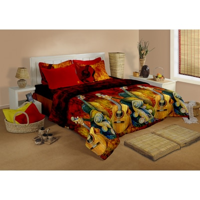 40% Off + Flat 40% Cashback on Raymond Bedsheets @ Paytm – Home Décor & Furnishing