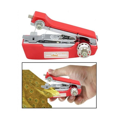 Shopper52 Handheld Portable Mini Sewing Machine
