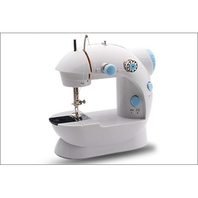 Shopper52 Imported Mini Sewing Machine With Foot Pedal