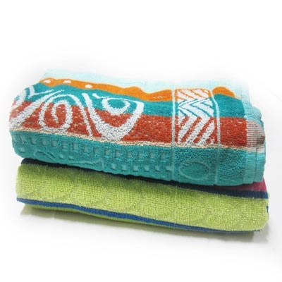 Smart Home Terry Feather Touch Towel (Pack Of 2)