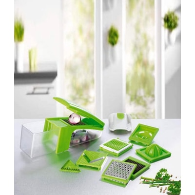 Snatchdeals Nicer Dicer Handy Dicer & Multi Chopper
